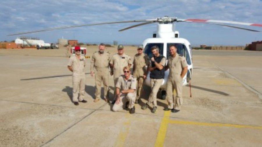Titan Helicopers